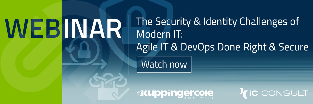The Security & Identity Challenges of Modern IT